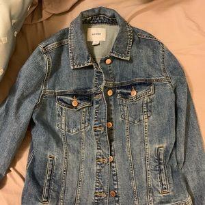 Old navy jean jacket!!